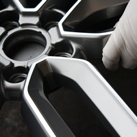 Shropshire's only Diamond Cutting Wheel Repair based in Telford